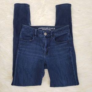 AEO Hi Rise Skinny Jegging Jeans